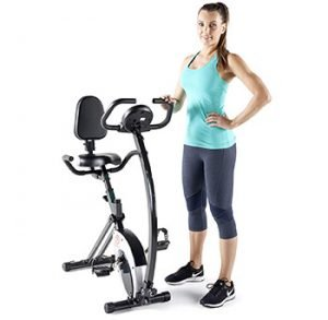 marcy foldable exercise bike reviews