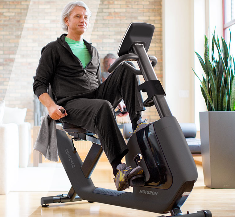 Benefits of exercise bike workout for seniors