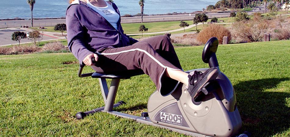 Exercise Bike Workout For Seniors