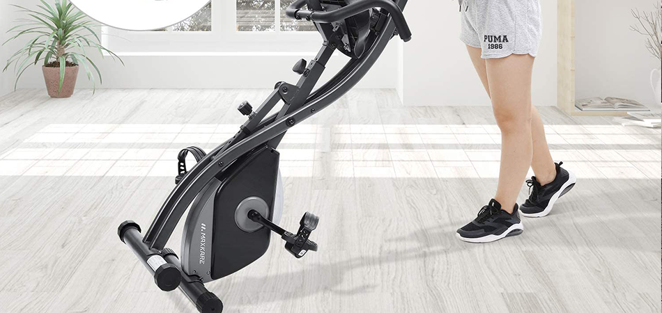 best-recumbent-exercise-bike-for-small-spaces