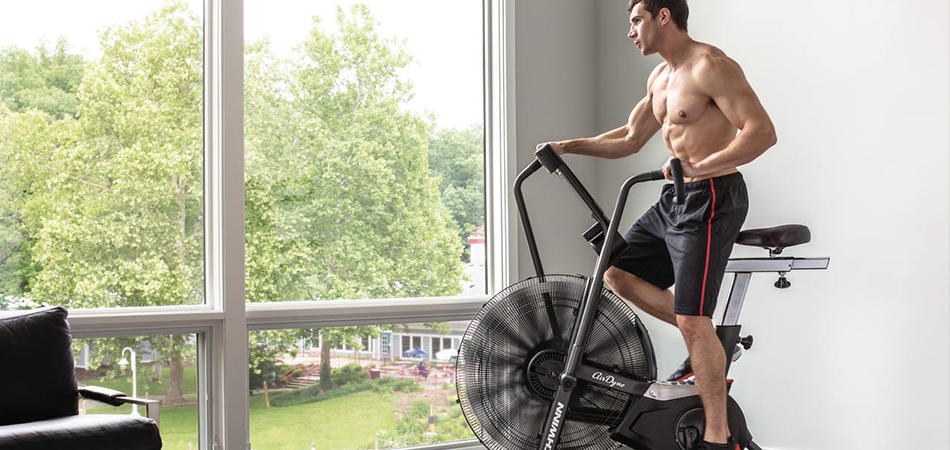 What Is the Difference Between an Air Bike and Spin Bike?